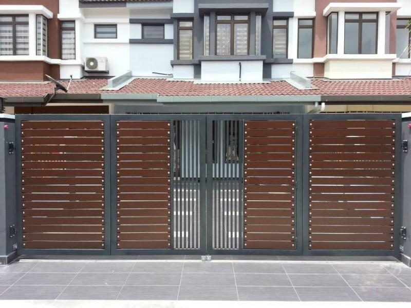 Mild Steel Folding Gate - 22