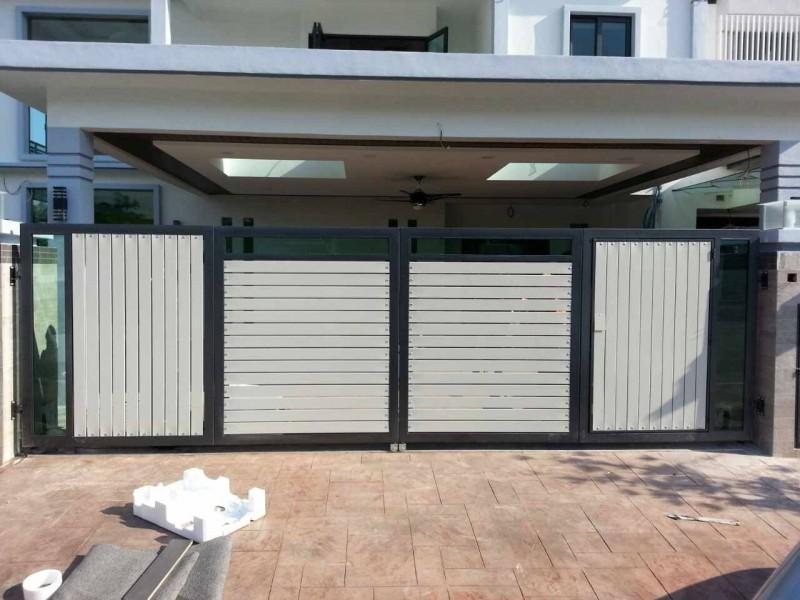 Mild Steel Folding Gate - 24
