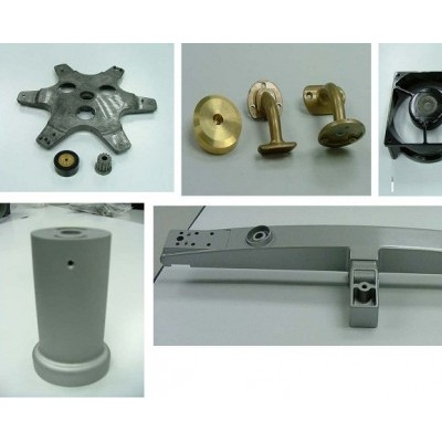Metal Spray Parts