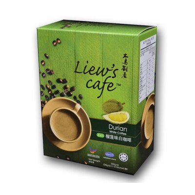 4-In-1 Durian White Coffee