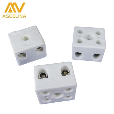 Two Pin Plug (Silicon & Aluminum)