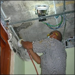 Waterproofing Work 250 S
