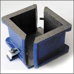 Test Cube Mould 250 S
