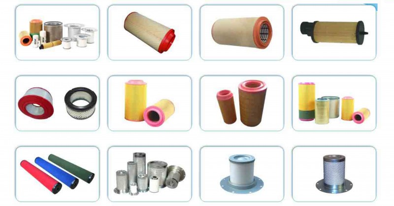 Filter and Separator