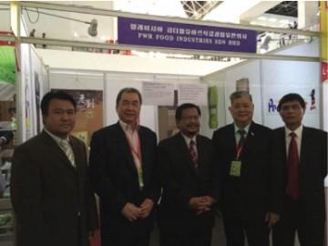 2015平壤春季国际商品展,朝鲜