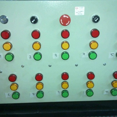 Looping Control Panel Wiring