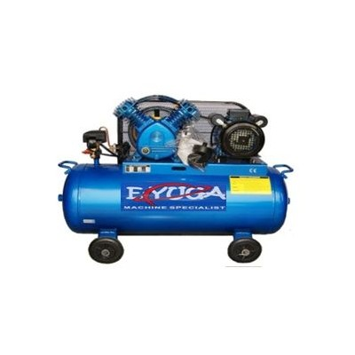 """EYUGA"" AIR COMPRESSOR 2.0HP x 90L x 230V"