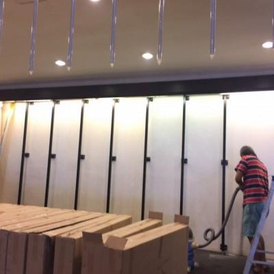 LED Display P4 10ft X 18ft @ Restaurant Palm Grove