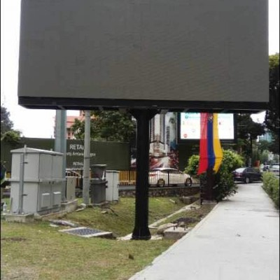 Outdoor LED Display 20ft X 15ft @ Jalan Conley