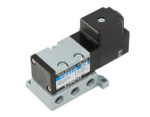 3/5 Port Pilot Operated Solenoid Valve PM6 Series