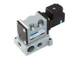 3/5 Port Pilot Operated Solenoid Valve PM06 Series