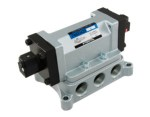 3/5 Port Pilot Operated Solenoid Valve PM25 Series
