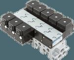 Individual Wiring Type Manifold MF☐-C