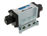 3/5 Port Pilot Operated Solenoid Valve PM15 Series