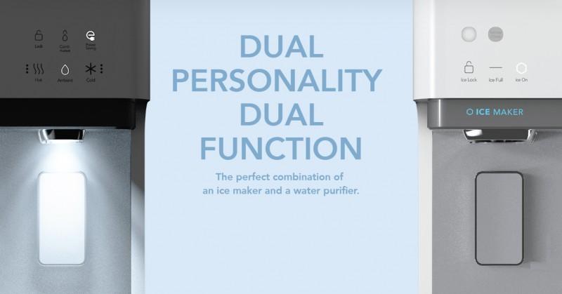 Dual Perso<em></em>nality Dual Function