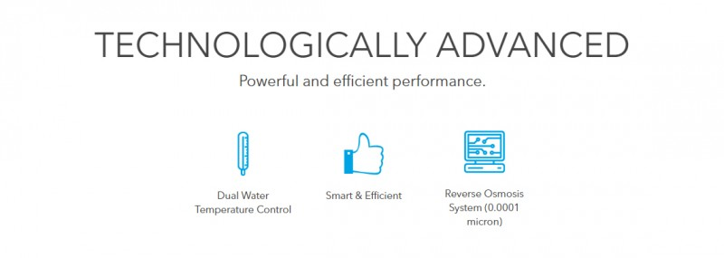 Technologically Advanced - Villaem (CHP-08AR) Water Purifier