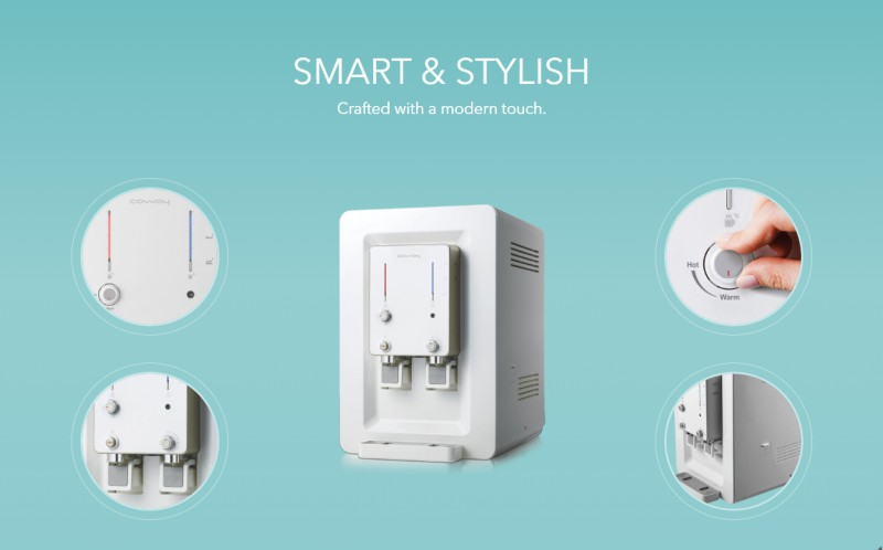 Smart & Stylish - Villaem (CHP-08AR) Water Purifier