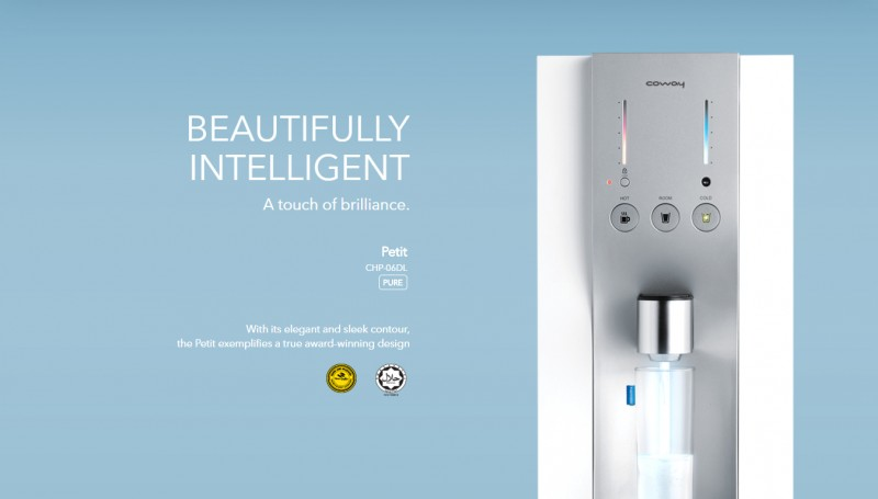 Beautifully Intelligent - Petit (CHP-06DL) Water Purifier