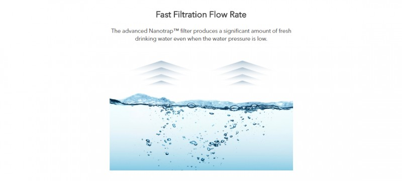 Fast Filtration Flow Rate - Neo (CHP-260N) Water Purifier
