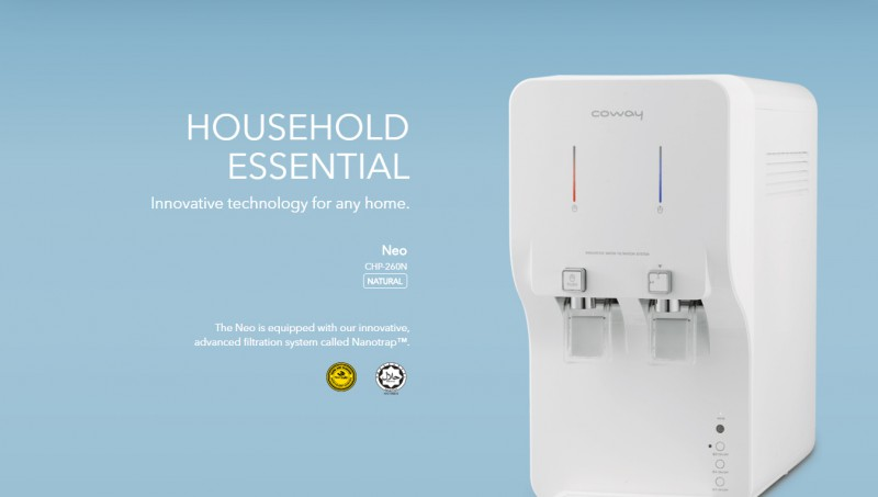 Household Essential - Neo (CHP-260N) Water Purifier