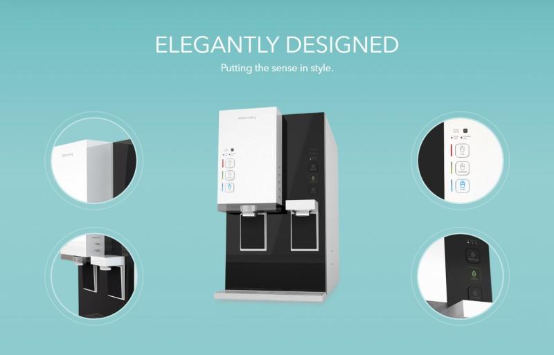 Elegance Designed - Inception (CHPE-250NF) Alkaline Water Purifier