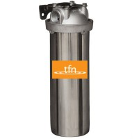 TFN 7-D-10 Stainless Steel Cartridge Filter Housing