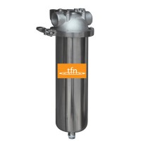 TFN 7-A-10 Stainless Steel Cartridge Filter Housing