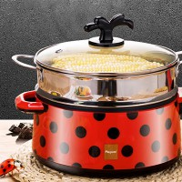Household electric rice cooker