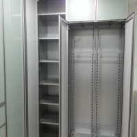 wardrobe with 3G door