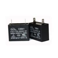 CBB61 AC Motor Capacitor