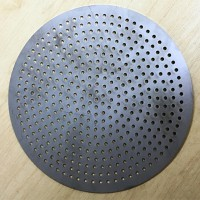 PEFORATED FILTER PLATE