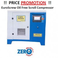 Oil Free Scroll Compressor10HP