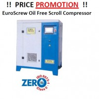 Oil Free Scroll Compressor15HP