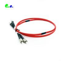 FC-FC APC Fiber Optic Cable