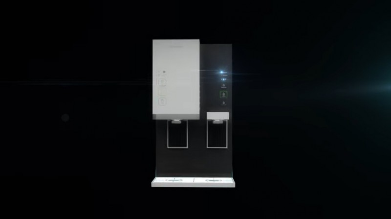 Inception CHPE-250NF Io<em></em>nised Alkaline Water Purifier