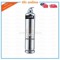 ENERPUR SS1042 Stainless Steel Outdoor Water Filter Backwash System