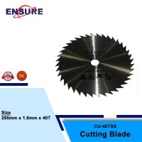 EYUGA S/STEEL CUTTER BLADE 40TSS