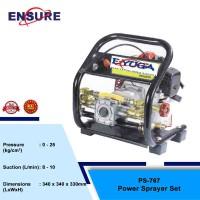 EYUGA KNAPSACK POWER SPRAYER PS-P768 (EASY STARTER