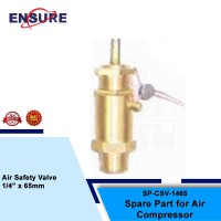 "AIR SAFETY VALVE 1/4"" X 65MM"