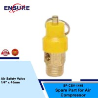"AIR SAFETY VALVE 1/4"" X 45MM"