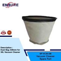DUST BAG 328MM FOR VACUUN CLEANER