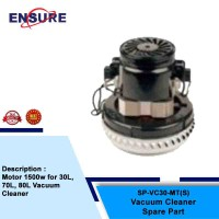 MOTOR 1500W (S) FOR VACUUN CLEANER