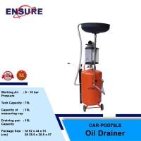 EYUGA PNEUMATIC OIL DRAINER SET 75L TANK