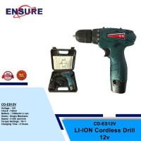 ES LI-ION CORLESS DRILL 12V