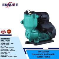 GORDON HOUSEHOLD AUTOMATIC WATER PUMP GX600A