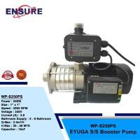 EYUGA S/STEEL BODY BOOSTER PUMP S250PC