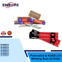 POWERWELD & KOBELCO WELDING ROD