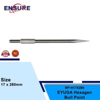 EYUGA HEXAGEN BULL POINT 17X280