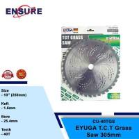 EYUGA T.C.T GRASS SAW 305MM