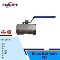 EYUGA STAINLESS STEEL BALL VALVE 304